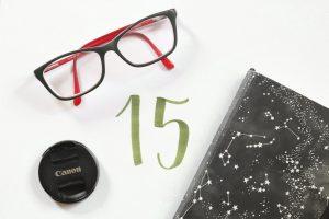 15 faktów o mnie na 15 urodziny